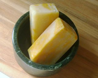 Lemon Verbena Hot Process Soap